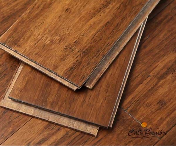 durable soft cork and bamboo floors