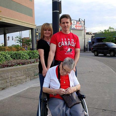 Sandra's Caregiver Story