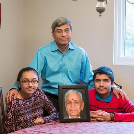 Paresh's Caregiver Story